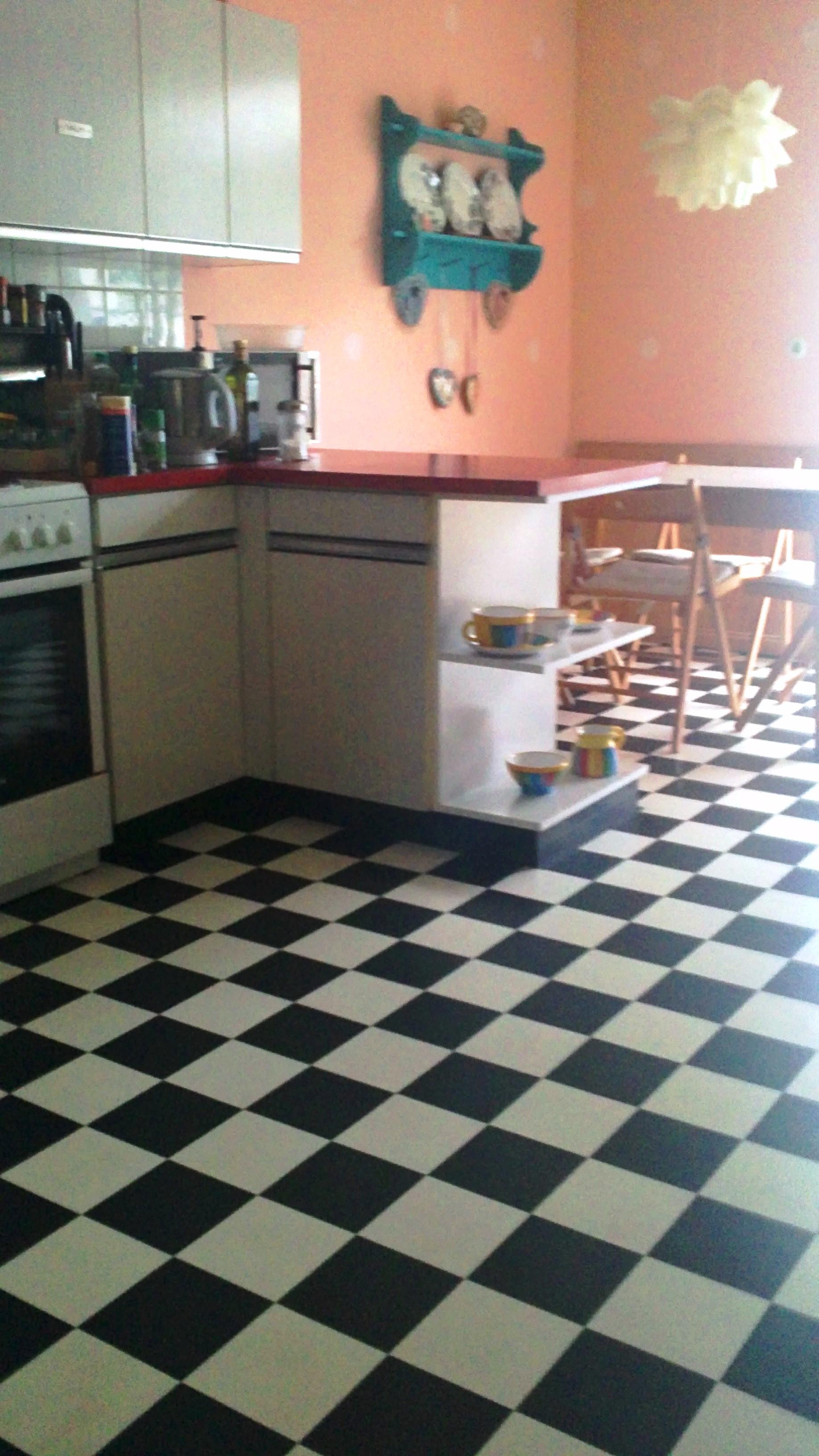 60S Kitchen 60S Kitchen  Vanillanostalgia
